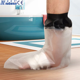 China Adult Foot Limbo Limb Protector Waterproof Bandage Cover For Swimming supplier