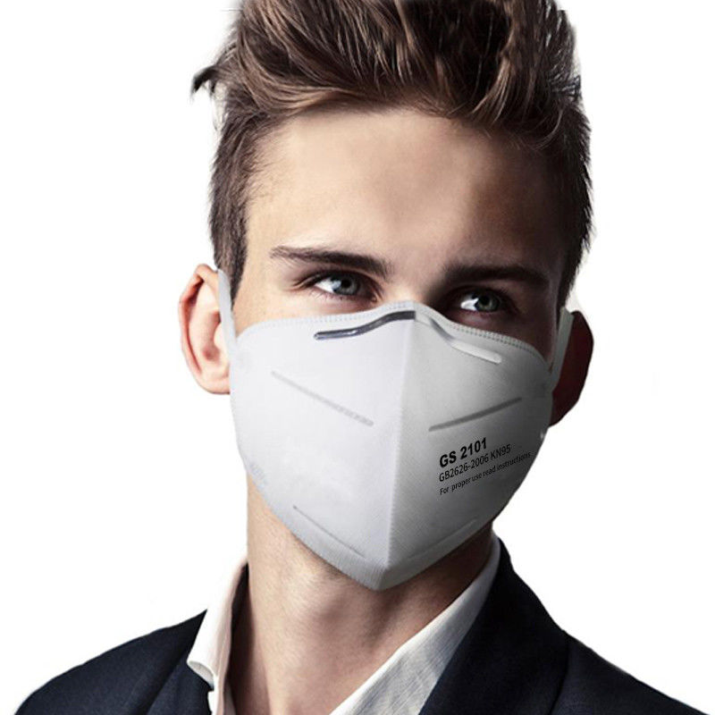 Anti Dust Consumable Medical Devices Non Woven Disposable Mask