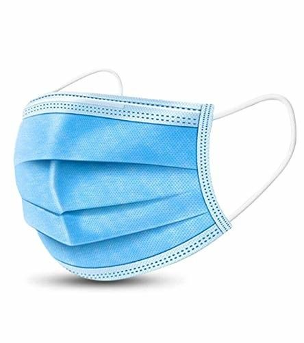 Disposable Consumable Medical Devices 3 Ply Surgical Mask